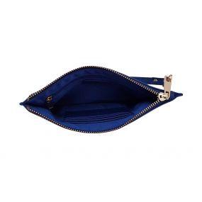 Royal Blue Pouch