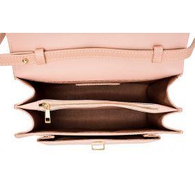 Taupe GiGi Crossbody Bag