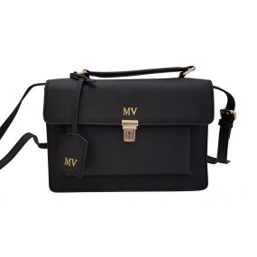 Black GiGi Crossbody Bag