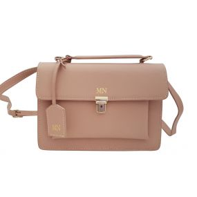 Taupe GiGi Crossbody Bag