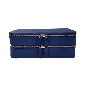 Royal Blue Travel Case