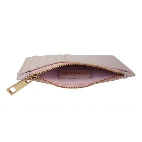 Piggy Pink Jessica Zip Cardholder